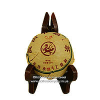 Чай Пуэр Шу Гнездо южной ласточки прессованный 100г