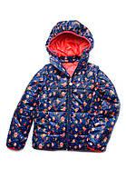 Куртка-жилет для дівчинки (трояндочки)