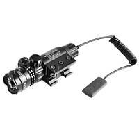 Лазерный прицел G21, 1х16340, ЗУ 220V, выносная кнопка, 2 крепления под ружье, зеленый луч