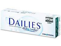 Focus Dailies Toric | Торические линзы (30 шт.)