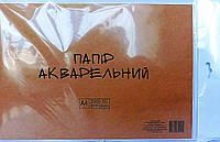 Бумага акварельная А3 10 листов,в блистере