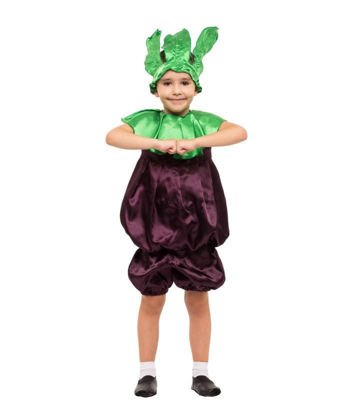 Карнавальный костюм Буряка апельсина весенний на праздник Весны (4-8 лет)