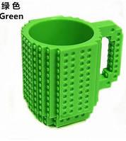 Чашка конструктор Lego