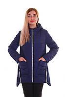 Женская куртка К-016 Синий