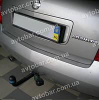Фаркоп на Nissan Primera P12 (c 2002--) Ниссан Примера
