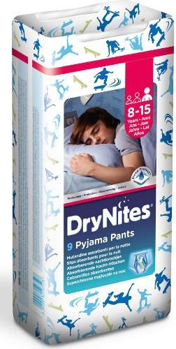 Трусики-подгузники Huggies DryNites (27-57кг) 9шт. для мальчиков