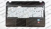 Верхняя крышка для ноутбука HP (Envy M6-1000 series), black