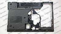 Нижняя крышка для ноутбука Lenovo (G570, G575), БЕЗ HDMI, black
