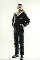 """Стильный дутый мужской спортивный костюм  """" The North Face """" Dress Code"""