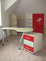 Мебель для детской из глянцевого МДФ