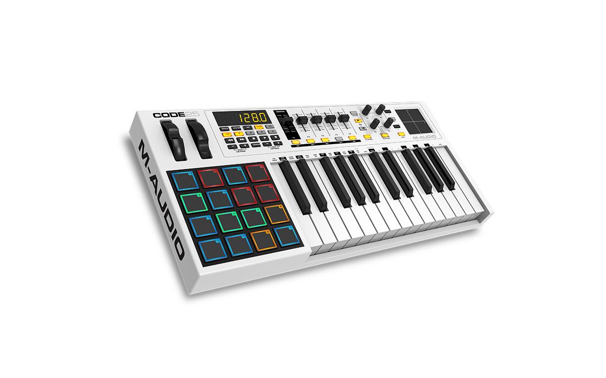 MIDI-клавиатура M-Audio Code 25