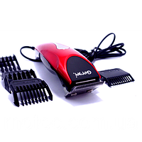 Машинка для стрижки волосGemei GM-1025, универсальная машинка триммер