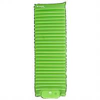 Коврик туристический Caribee Air Plus+ Pad Green 922995 зелёный