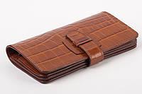 Мужской кошелёк из натуральной кожи от Franco Cesare FC 2102