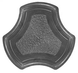Пластикові фігурні форми Роккі 290х45 мм Верес 1 шт, фото 2