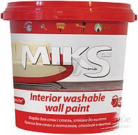 Краска Miks color для стен и потолков 10 литров