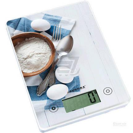 Весы кухонные AURORA AU 4304                      , фото 2