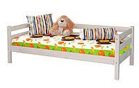 """Кровать детская односпальная """"Сима - 2"""" с защитными бортами с трех сторон"""