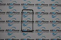 Рамка крепления дисплейного модуля для Apple iPhone 4S черная