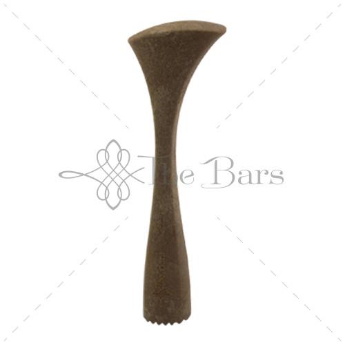 Мадлер d 38 мм, h 230 мм, mix wood