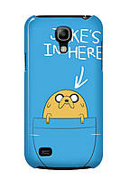 Чехол Samsung s4 mini i9190/i9192/i9195 -Jack is here