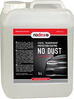 Защитное покрытие для окрасочных камер RADEX NO DUST 5л