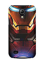 Чехол Samsung s4 mini i9190/i9192/i9195 - Iron Man