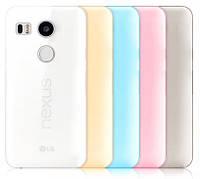 Силиконовый чехол для LG Google Nexus 5X