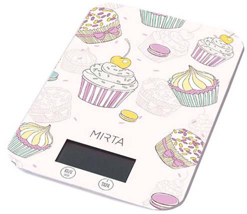 Весы кухонные MIRTA SKE-305 C                     , фото 2
