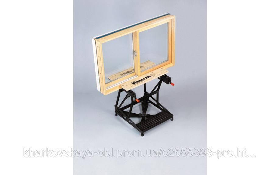 Стол верстак Black and Decker привезен из Англии