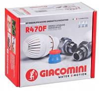 Проходной комплект для радиатора Giacomini R470AX013