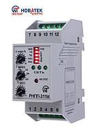 Трехфазное реле контроля напряжения РНПП-311М, последовательности, перекоса и обрыва фаз