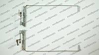 Петли для ноутбука Toshiba Satellite A350, L450, L455, A355, L355 c матрицей 16' (AM05S000400 + AM05S000700) (левая+правая)