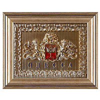 Подарок 'Герб Одессы с тритонами'