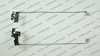 Петли для ноутбука HP Compaq Presario 650, 655 (1A321A400 + 1A321A300) (левая+правая)