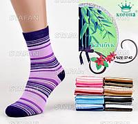 Женские носки Korona B2517-7. В упаковке 12 пар