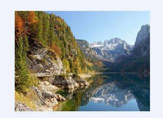 Пазлы Castorland Горное озеро в Австрии 368, 2000 элементов