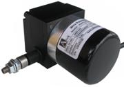 Потенциометрический датчик линейного перемещения AWP 310