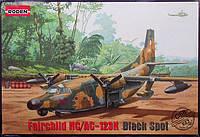 Fairchild NC/AC-123K Black Spot 1/72 RODEN 058