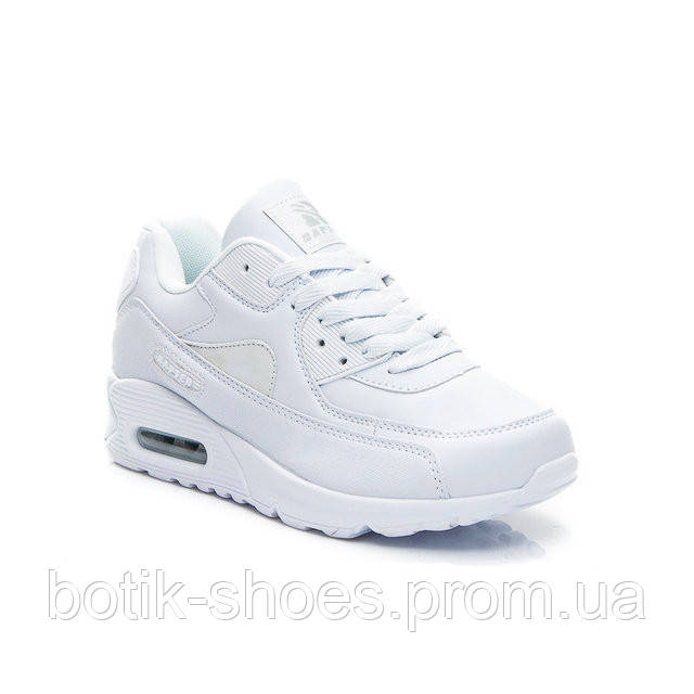 653b3a9a Женские белые легендарные кроссовки Nike Air Max 90 Найк Аир Макс 90, копия  Rapter -