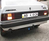 Фаркоп на Opel Ascona (1984-1988) Опель Аскона