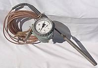 Термометр газовый, показывающий , электроконтактный ТГП-100Эк