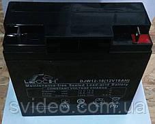Аккумулятор 12В 18А/ч TriniX , не обслуживаемый, Свинцово-кислотный.АКБ 18Ач 12В, фото 3