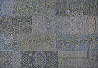 Ковер Antika Кирпичи, цвет синий