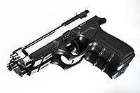 Стартовый пистолет Stalker (Zoraki) 918 s Chrome Engraved, 9 мм