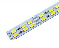 LED линейка Biom 1м SMD5730 30W/m 144Led/m 12V 6000K (в 2 ряда)