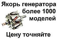 Ротор (якорь) генератора Bosch. Бош. Детали генераторов AS.