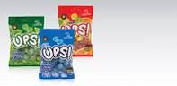 Леденцы Ups 150 грам конфеты смоктальні льодяники Упс з різним смаком  опт є роздріб