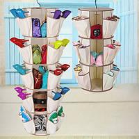 Органайзер для хранения обуви и одежды Smart Carousel Intake // Intake 519