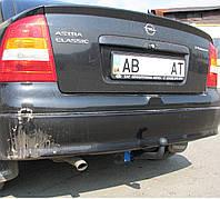 Фаркоп на Opel Astra G classic (с 1998--) Опель Астра Г